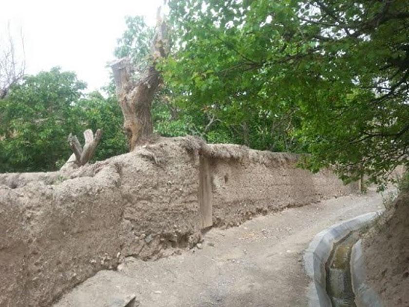 تاریخچه روستای بیدسکان
